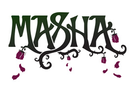 Masha Logo Graphic Design