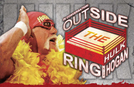 Hulk Hogan Graphic Design Poster