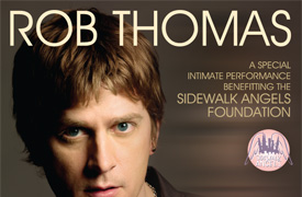 Rob Thomas Graphic Design Poster