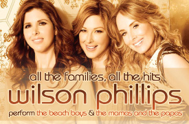 Wilson Phillips Graphic Design Poster