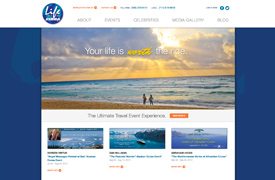 Life Journeys Web Design and development