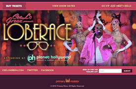 Loberace Web Design and development