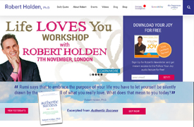 Robert Holden Web Design and development