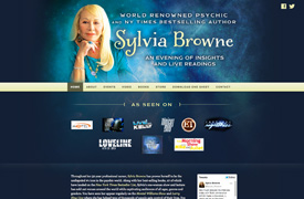 Sylvia  Web Design and development